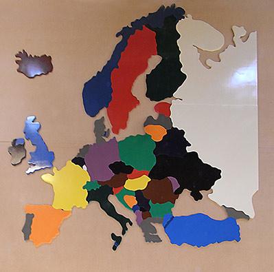 EUROPA-PUSSEL